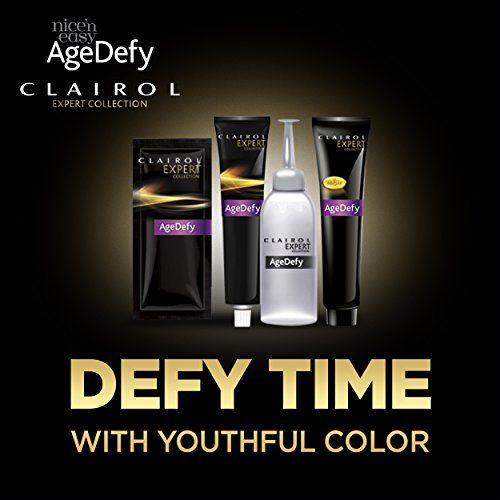 Clairol Age Defy Expert Collection 8a Medium Ash Blonde, 1 Kit by Clairol