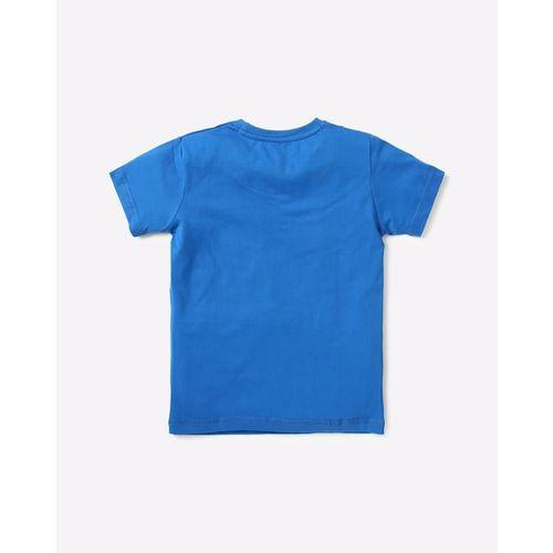 KIDSVILLE Batman Print Crew-Neck T-shirt