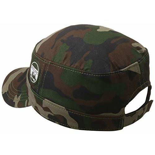 Woodland Men's Cap (CVC 513365_Camouflage_X-Large)