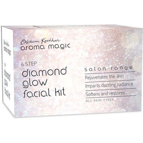 Aroma Magic Diamond Glow Facial Kit 436 g(Set of 6)