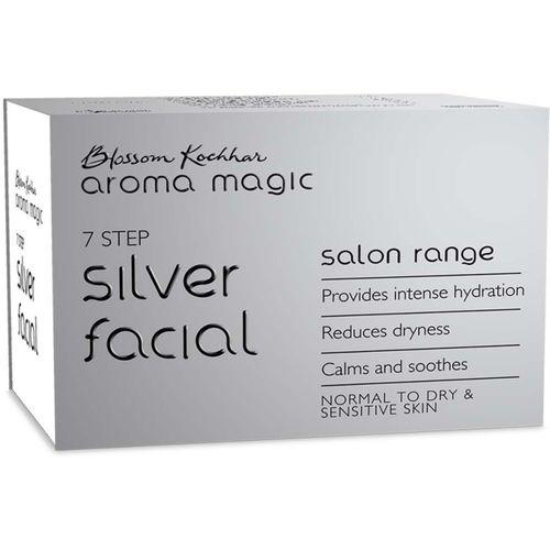 Aroma Magic Magic Silver Facial Kit 225 g(Set of 5)