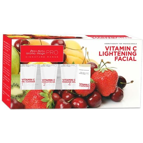 Aroma Magic Magic Vitamin C Skin Lightening Facial 650 g(Set of 5)