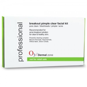 O3+ Breakout clearing facial kit 100 g