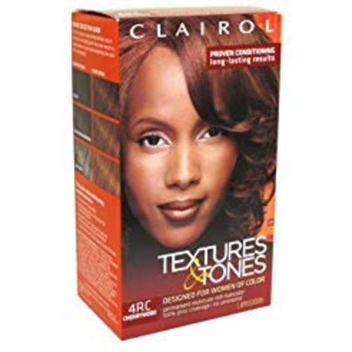 Clairol Text & Tone Kit #4Rc Cherry Wood (2 Pack)
