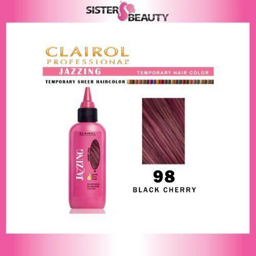 Clairol Jazzinf 98 Black Cherry 3 oz