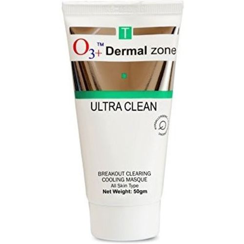 O3+ Dermal Zone Ultra Clean Blackhead Clearing Cooling Masque(50 g)