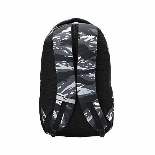 PUMA Academy Backpack IND Puma Black-Cam