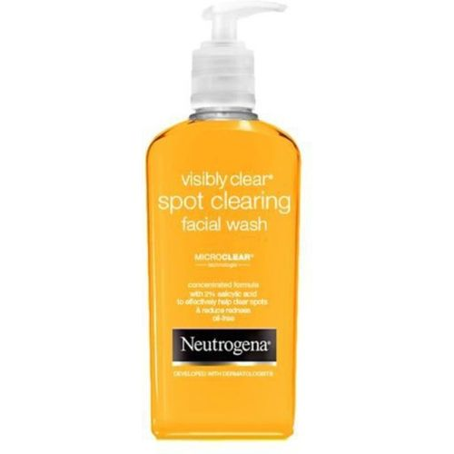 Neutrogena Visibly Clear Spot Clearing Facial Wash Face Wash(200 ml)