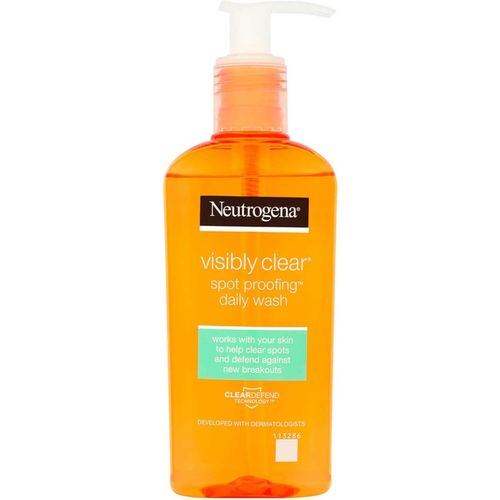 Neutrogena Visibly Clear Spot Proofing Face Wash(200 ml)