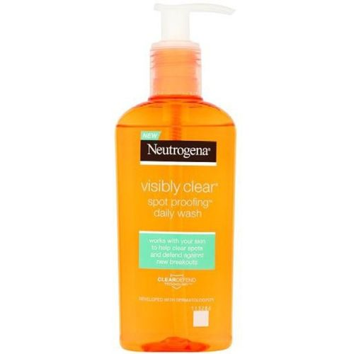 Neutrogena VISIBLY CLEAR SPOT PROOFING DAILY WASH 200 ML Face Wash(200 ml)