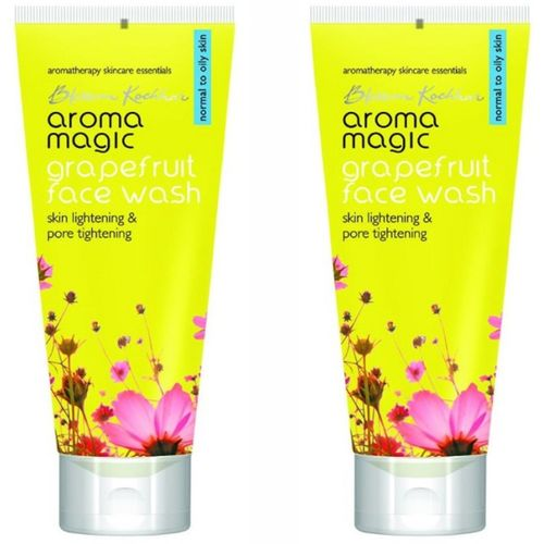 Aroma Magic Grapefruit Pack Of 2 Face Wash(200 ml)
