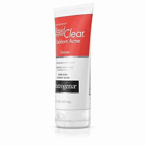 Neutrogena Rapid Clear Oil-Eliminating Foaming Cleanser