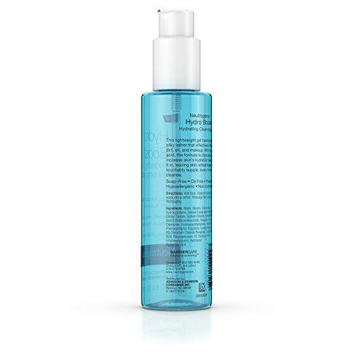 Neutrogena Hydro Boost Hydrating Cleansing Gel, 6 Oz. (pack of 12)