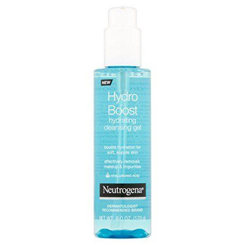 Neutrogena Hydro Boost Hydrating Cleansing Gel, 6 Oz