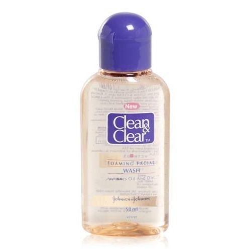 Clean & Clear Facial Wash Upgrade-B, 50ml