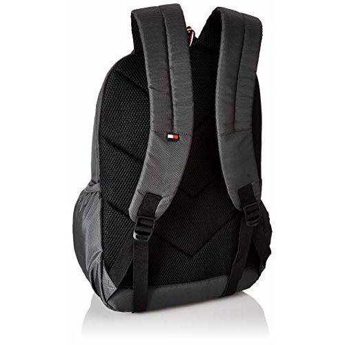 Tommy Hilfiger Gabriel 29 Ltrs Dark Grey Laptop Backpack (TH/GABRIELLAP07)