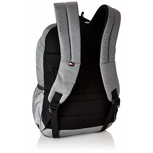 Tommy Hilfiger Grey Woody 28 Ltrs Light Laptop Backpack