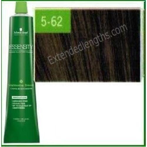 Schwarzkopf Essensity Permanent Hair Color 5 62 Light Auburn Smokey Brown