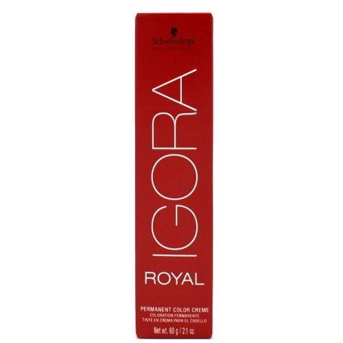Schwarzkopf Igora Royal Color Creme Tube 5-65 Light Brown Chocolate Gold by Schwarzkopf Professional
