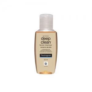 Neutrogena Deep Clean Facial Cleanser 50 ml