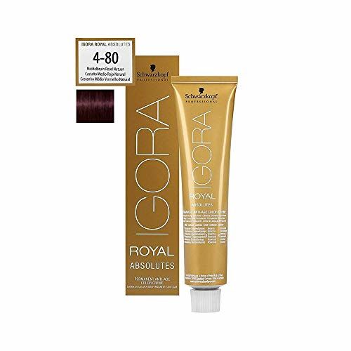 Schwarzkopf Igora Royal Absolutes 4-80 Anti-Age Color Creme 60ml
