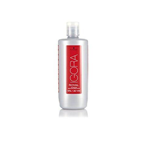 Schwarzkopf Igora Hair Color Tube No. 5-88 Light Brown Red Extra (3tube) 60ml each + 1 Igora Developer 1000 ml