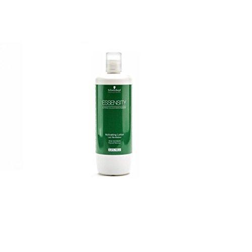 Schwarzkopf Essensity Ammonia Free 8-0 Light Blonde 60 mL each (3 tube) + 1 Essensity Oil Developer 1000 mL