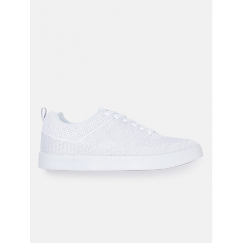 HRX by Hrithik Roshan Men Off-White Sneakers