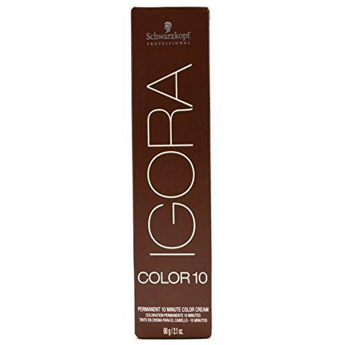 Schwarzkopf Professional Igora Color10 Hair Color - 5.68 - Light Brown Auburn Red