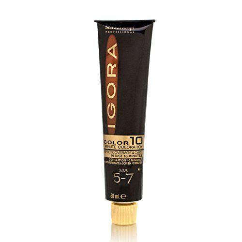 Schwarzkopf Professional Igora Color10 Hair Color 5-7 Light Brown Copper