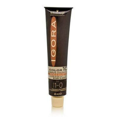 Schwarzkopf Professional Igora Color10 Hair Color 11-45 Super Blonde Beige Gold