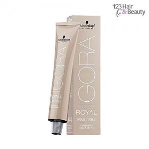 Schwarzkopf Professional Igora Royal Skin Tones 60ml - 7/46 Medium Blonde Beige Chocolate 60ml by Schwarzkopf