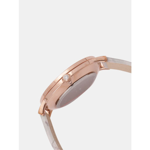 Ted Baker Women Rose Gold-Toned Analogue Watch TEC0025004