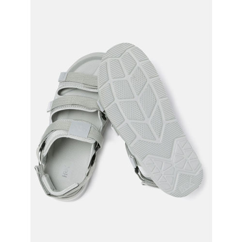 HRX by Hrithik Roshan Men Grey Sports Sandals