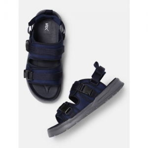 HRX by Hrithik Roshan Men Navy Blue Sports Sandals