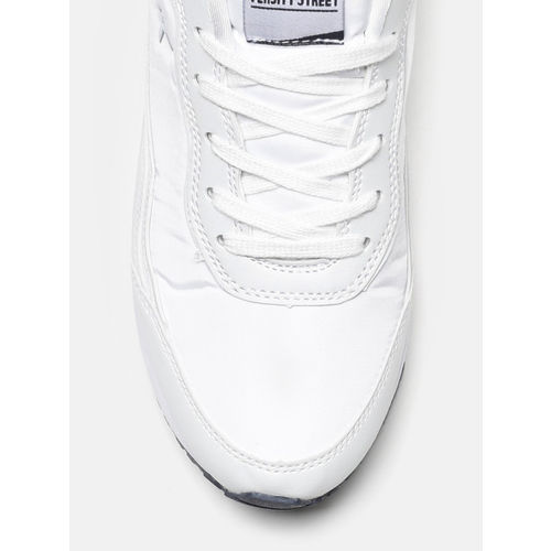 HRX by Hrithik Roshan Men White Sneakers