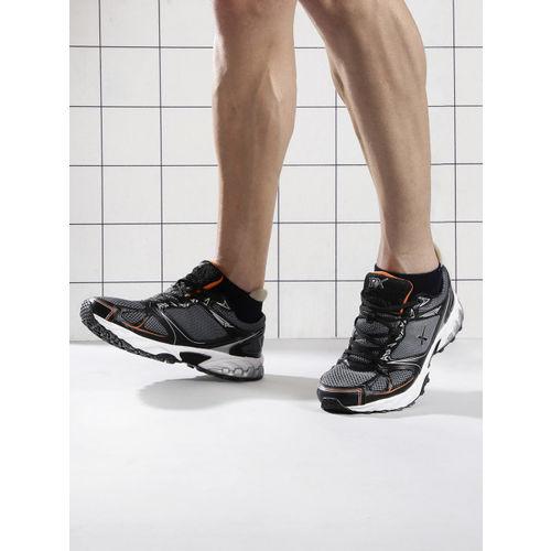 HRX by Hrithik Roshan Men Core 1.0 Running Teal Blue & Black Shoes