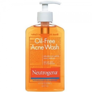 Neutrogena Oil-Free Acne Wash Face Wash(270 ml)