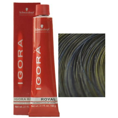 Schwarzkopf Professional Igora Royal Hair Color - 0-33 Anti Red Concentrate