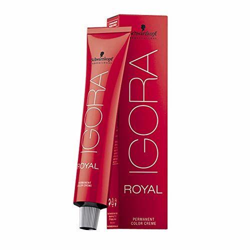 Schwarzkopf - Igora Royal Permanent Hair Color 6-0 Dark Blonde 2.1 oz.