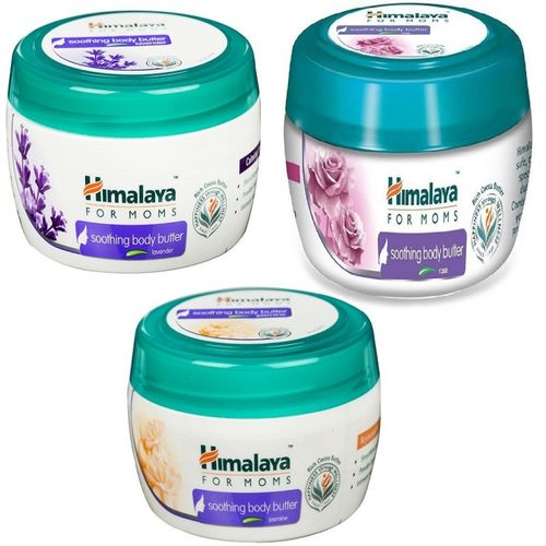 Himalaya Soothing body butter Cream Specially for Mom's In 3 Flavor(200 ml)