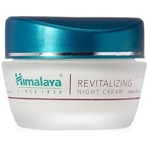 Himalaya Revitalizing Night Cream Restores And Rejuvenates AlcoholFree(49.98 ml)