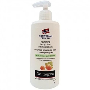 Neutrogena Norwegian Formula Nordic Berry Body Lotion(250 ml)