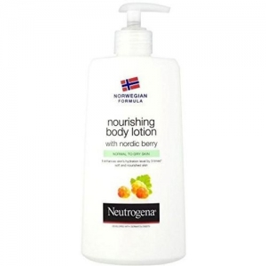 Neutrogena Norwegian Formula Nourishing Body lotion(400 ml)