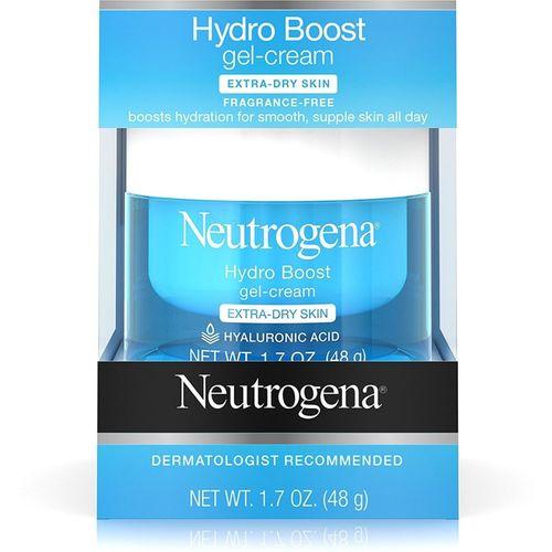 Neutrogena Hydro Boost Gel Cream, Extra Dry Skin, 1.7 Ounce(48 g)