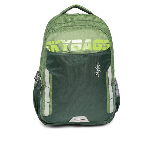 Skybags Figo Extra 02 36 Ltrs Green Casual Backpack (FIGO Extra 02)