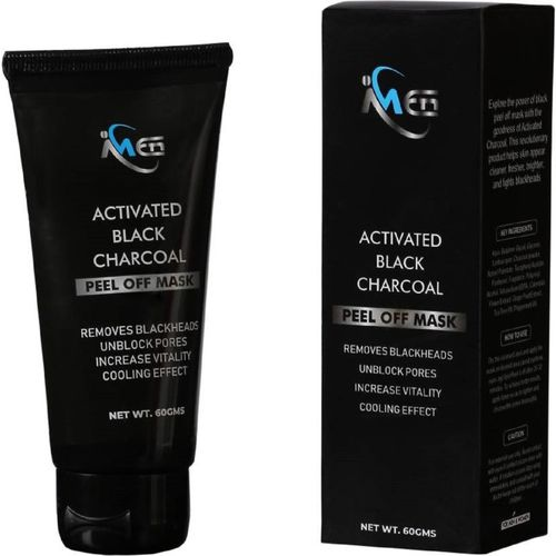IMEN Black Charcoal Peel off Mask |New Ultimate Blackhead Remover | &(60 g)