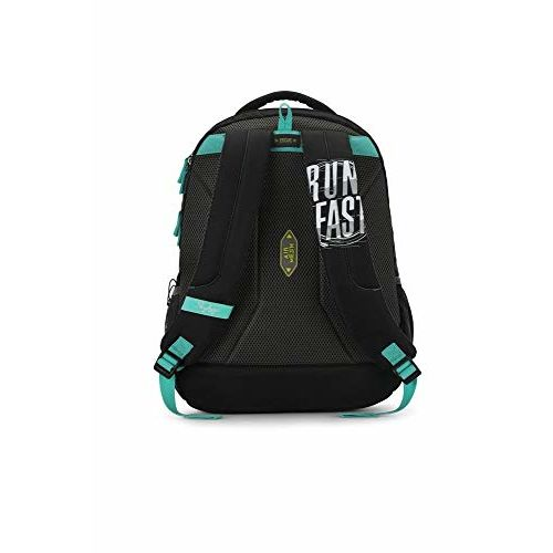 Skybags Figo 01 32 Ltrs Black Casual Backpack (FIGO 01)