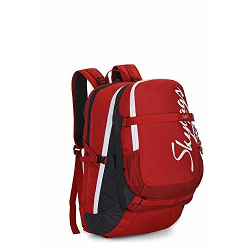 Skybags Switch 50 Ltrs Red Laptop Backpack (Switch)