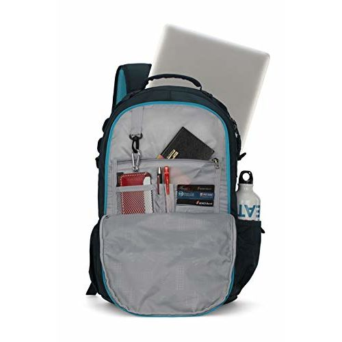 Skybags Herios Plus 01 33 Ltrs Teal Laptop Backpack (HERIOS Plus 01)